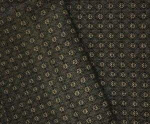 PACKSVILLE ROSE VALANCE - BLACK/TAN 72
