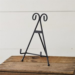 "7.5"" Simple Metal Easel Plate Stand"