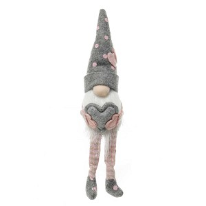 Heartfelt Gnome with Dangly Legs 11.25