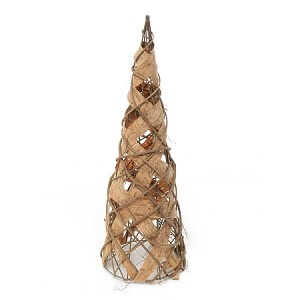 BARK AND TWIG CONE TREE 5