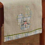 Bunny Head Table Runner - 42