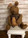 Handmade Medium Sized Teddy Bear 12