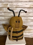 Handmade Bee Doll 12