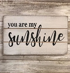 You Are My Sunshine 6
