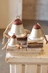 Raya Bells | Galvanized | Set/3