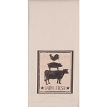 Farm Fresh Osenburg Towel