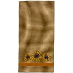 Sunflowers Towel