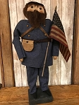 Handmade Doll by Bearing in Love Americana Union Soldier 27