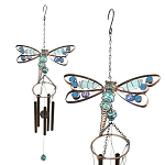 Chime Glow in Dark Dragonfly Blue 30