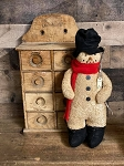 Handmade Snowman with Boots Stands 16