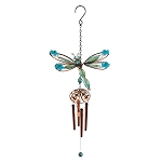 Chime Spring Wings Dragonfly Blue 34