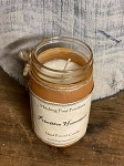 16 Ounce Hand Poured Soy Blend Primitive Jar Candles