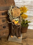 Handmade Pumpkin Boy Doll 14