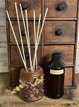 Reed Diffusers with 8 Ounce Oil by Homespun & Spice