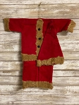 Handmade Primitive Snowman Union Suit 17
