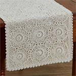 Lace Table Runner - 36
