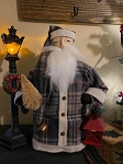 Handmade Santa 100% Wool Coat 25