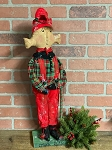 Handmade Primitive Elf 24
