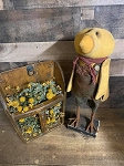 Handmade Yellow Bird Chick by Rugged Chic 19