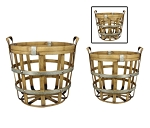 Bamboo Basket Small
