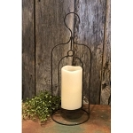 Suspended Metal Candle Holder 15