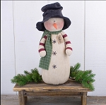 Milton the Whimsical Snowman