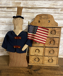 Handmade Uncle Sam 18