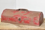 Old Red Toolbox