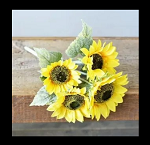 Sunflower Bunch 17