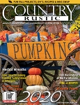 Country Rustic Magazine Fall 2020