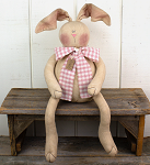 Dagwood the Bunny by Honey & Me