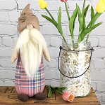 Hermie the Spring Gnome by Honey & Me 13