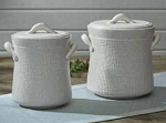 Potter's Stone Canister - Large