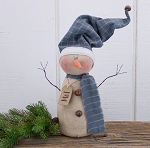 Mel the Whimsical Snowman