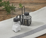 Spencer Caddy With Salt And Pepper Set