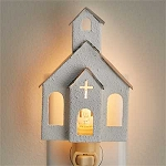 Church Night Light