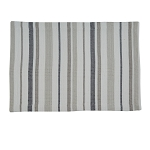 Haven Stripe Woven Placemat