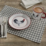 Crossings Placemat - Gray