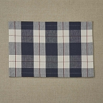 Nautical Check Placemat Americana