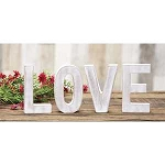 Farmhouse Rustic Letters - LOVE