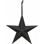 Black Hanging Star - 8