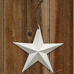 White Barn Star - 8