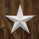 White Barn Star - 24