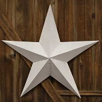 White Barn Star - 48
