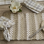 In The Meadow Chindi Placemat