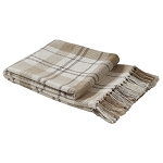 In The Meadow Plaid Throw
