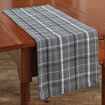 Beaumont Plaid Table Runner - 36