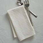 Waffle Weave Towel - Natural