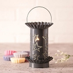 Tart Wax Warmer with Country Star in Country Tin