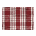 Dylan Placemat - Red